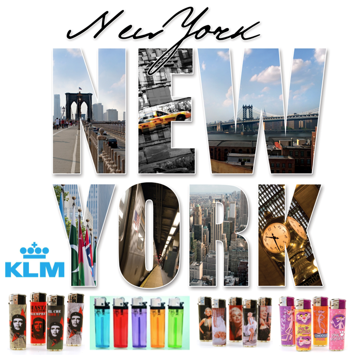 GRATIS Tickets New York met KLM