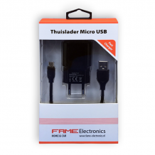 Fame Electronics Thuislader Micro USB