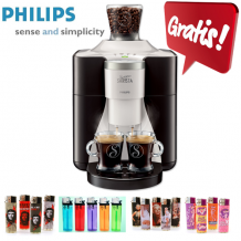 GRATIS Philips Senseo Sarista HD 8010 White
