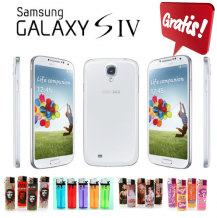GRATIS Samsung i9505 Galaxy S4 zwart of wit