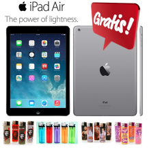 GRATIS iPad AIR 16GB in 2 kleuren