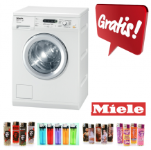 GRATIS Miele Wasmachine of Droger
