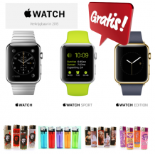 GRATIS Apple I-Watch