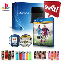 GRATIS PlayStation4 met FiFA 2015