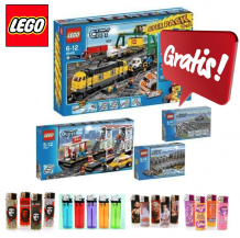 GRATIS LEGO City Set