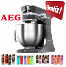 GRATIS AEG Food Processor